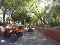 Tour of San Miguel in ATV