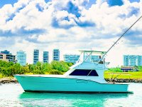 Enjoy the journey in one of our fishing boats