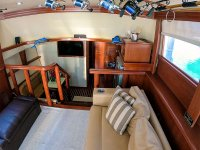 Enjoy of the boat's amenities