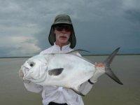 Excelente día de pesca