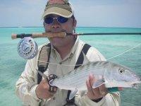 Exito en pesca
