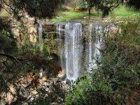 Unique waterfalls