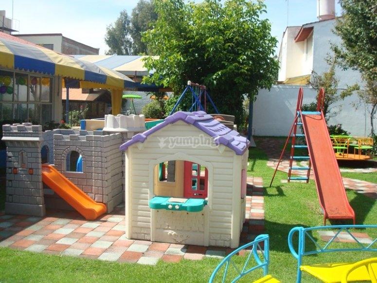 Decoracion Salones de Fiestas Infantiles
