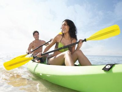Vela Windsurf Resort Kayaks