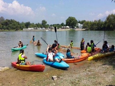 Ecoaventuras Montañas de Santiago Kayaks