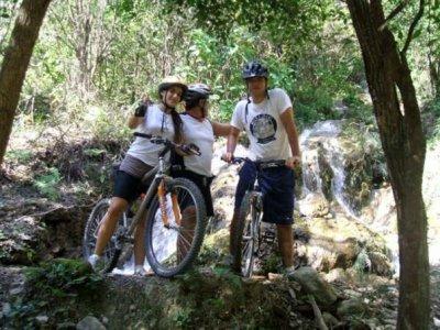 Ecoaventuras Montañas de Santiago Ciclismo de Montaña
