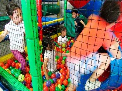 Salón de fiestas De Woow ! Salones de Fiestas Infantiles