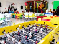 Table football for kids