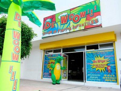 Salón de fiestas De Woow !