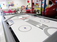 Airhockey table