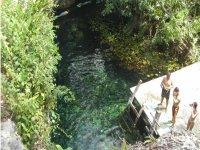 Snorkel en cenote