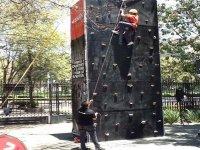 installation of walls