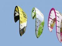 Papalotes de kitesurf