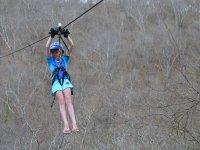 Zip-lines for kids
