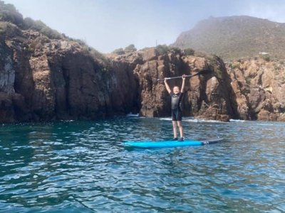 Surf Ensenada Paddle Surf