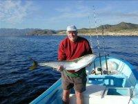 Excursion de pesca deportiva