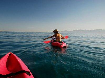 Ventana Bay Resort Kayaks