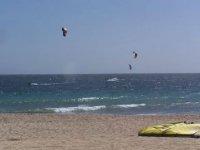 Programa de kitesurf