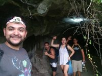 Tour of caves