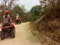 Travel the whole terrain