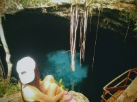 Activity in cenotes