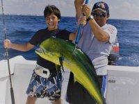 Pescando un pez dorado
