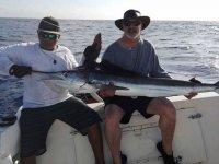 Un gran día de pesca