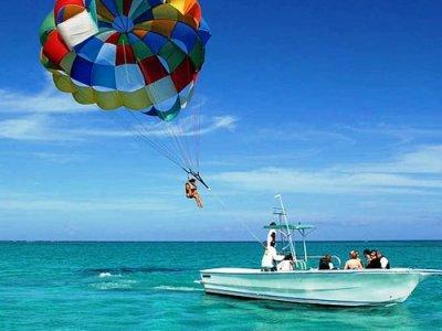 Cozumel Water Sports Parasailing