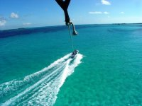 fly in the Caribbean