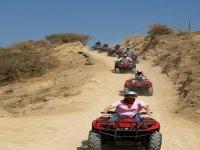 Caminos de Baja