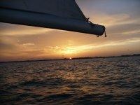Sailing boat trips