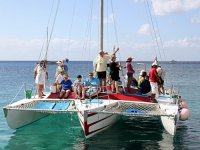 Catamaran for the family