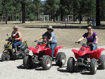 Rancho Casa Verde Los Corrado Cuatrimotos