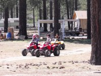 All to the ATVs