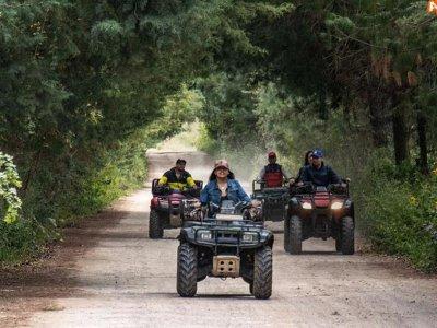 Aventura Hidalgo Cuatrimotos