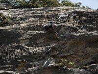 Mountain descent