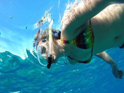 Blue Angel Scuba School Snorkel