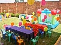 theme parties Children tables