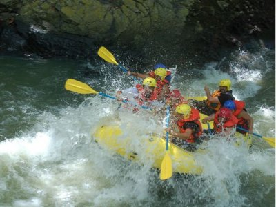 Cabañas La Chicharra Rafting