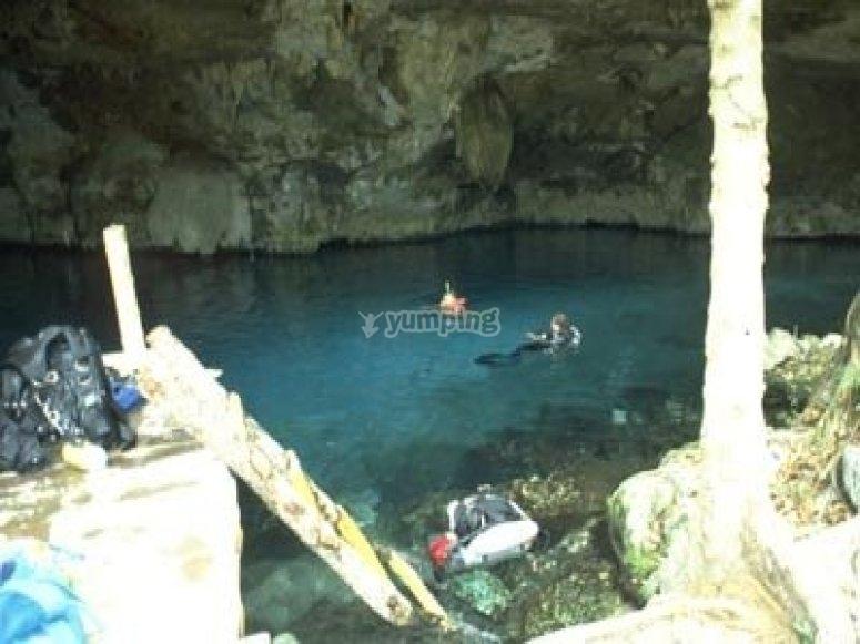 Cenotes abierto