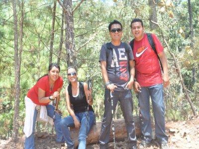 Bosque la Mexicana Caminata