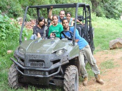 Bosque la Mexicana Rutas 4x4
