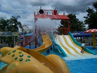 Parque Acuático Splash Parques Acuáticos