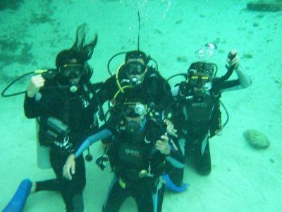 2 inmersiones buceo cavernas en Cenotes de Tulum