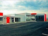Aerodrome facilities
