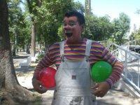 Park clown