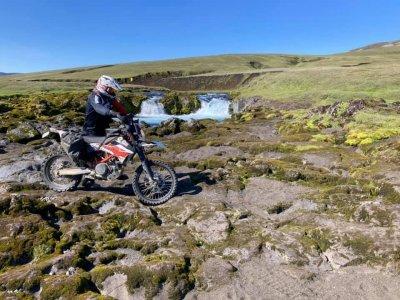 Motorrad Explorer