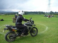 Motorcycle practices