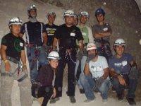 Exploration de grottes