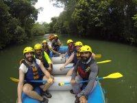 rafting en Lacadona
